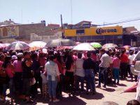 Realizan 'toque de queda' en municipio de Durango por violaciones y feminicidios