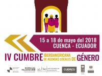 Municipalistas de 23 países se reunirán en la IV Cumbre Iberoamericana de Agendas Locales de Género