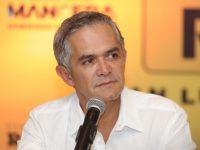 Llama Miguel Ángel Mancera a cerrar filas por México