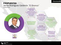 """Propuestas de Jaime Rodríguez Calderón """"El Bronco"""""""