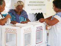 Van 20 alcaldes de Yucatán por la reelección