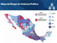 Van 292 muertes por violencia política en 12 años: Atlas de Riesgo Político-Electoral