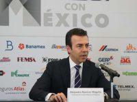 Presenta Consejo Mexicano de Negocios Visión 2030 ante candidatos presidenciales