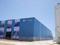 Inauguran planta desalinizadora en Ensenada, con apoyo del BDAN