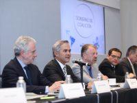 Mancera presenta libro sobre gobiernos de coalición
