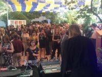Celebran fiesta nacional de Suecia en México