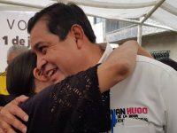 Se suman militantes de Morena a candidatura de Juan Hugo de la Rosa