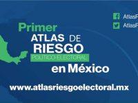 Presentan el primer Atlas de Riesgo Político-Electoral en México