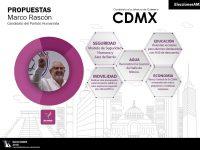 Humanicemos la Ciudad: la propuesta de Marco Rascón para la CDMX