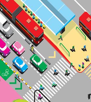 Seguridad vial en ciudades