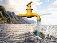 Gestión del agua en el debate público