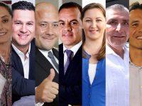 Ellos serán los nuevos gobernantes 2018-2024