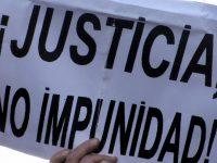 Quedan en impunidad 98% de delitos en México
