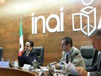 INAI atrae 366 recursos de revisión que no pudo resolver Infodf
