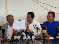 Hugo de la Rosa recibe constancia de mayoría como alcalde electo de Nezahualcóyotl