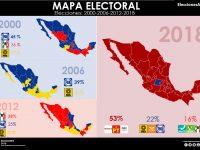 Estos son los resultados finales de la elección presidencial 2018