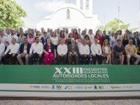 Autoridades locales intercambian experiencias por la paz