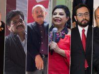 Los 6 alcaldes electos que también fueron delegados en sus demarcaciones