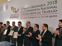 STPS y Gobiernos estatales firman acuerdo de inclusión laboral incluyente
