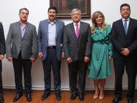 AMLO anuncia rescate de 15 ciudades de alta marginación con el respaldo de 12 gobernadores