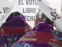 INE aprueba lineamientos para evitar que varones tomen el lugar de mujeres electas