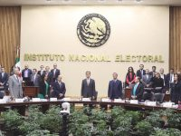 INE inicia liquidación de Encuentro Social y Nueva Alianza