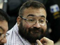 Javier Duarte es sentenciado a 9 años de prisión y 59 mil pesos de multa
