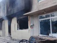 Pobladores queman casa de alcalde y presidente municipal electo en Puebla