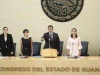 Diego Sinhue Rodríguez rinde protesta como Gobernador de Guanajuato