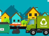 Recolección ordenada y sostenible de residuos sólidos en favor del medioambiente: TECMED