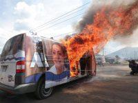 Tras elecciones se han registrado 63 ataques contra políticos en el país