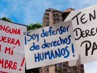 Carecen 22 entidades de leyes para proteger a defensores de Derechos Humanos