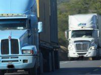 Cada día se roban 40 camiones de carga en las carreteras del país