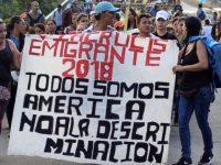 Caravanas de migrantes continuarán ante pobreza e inseguridad en Centroamérica