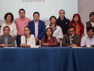 Concejales de la Ciudad de México denuncian que no son tomados en cuenta por los alcaldes
