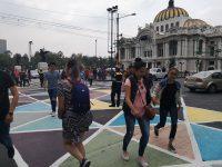 """Rediseñan el paso peatonal más grande de Latinoamérica con el proyecto """"Cruce Latino"""""""