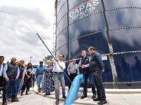 Incrementa OAPAS capacidad y calidad de servicios, y promueve cuidado del agua