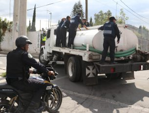 Alcaldías de la CDMX sin pipas suficientes para enfrentar escasez de agua