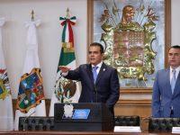 Reinicia administración de Enrique Rivas en Nuevo Laredo