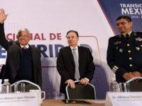 AMLO presenta su Plan Nacional de Paz y Seguridad