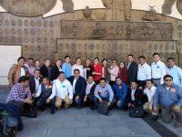 Alcaldes de Yucatán presentan sus proyectos de infraestructura ante la Cámara de Diputados