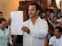 Alcalde electo de Cuernavaca se retira de la vida política por amenazas de muerte