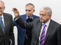 Contratistas del NAIM se dicen confiados tras reunión con AMLO