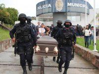 En México fueron asesinados 388 policías en 165 municipios durante 2018