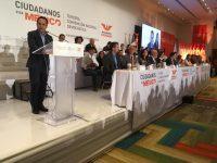 Movimiento Ciudadano renueva su dirigencia nacional