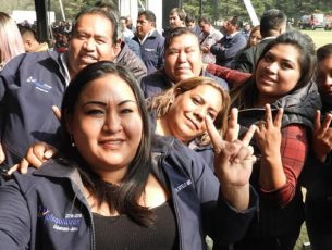Continuidad para el desarrollo municipal en Huixquilucan con Enrique Vargas