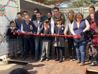 Abren el primer Laboratorio Solar de Aprendizaje en el Estado de México
