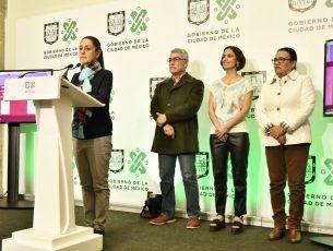 Desaparecerán aviadores en el Gobierno de la Ciudad de México: Sheinbaum