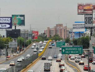 En la ilegalidad la publicidad exterior de la Ciudad de México: FRRPU