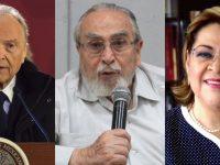 Ellos son los candidatos para fiscal general propuestos por AMLO